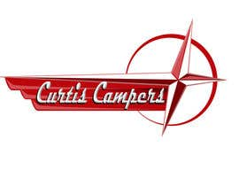 nº 159 pour Design a Logo for Curtis Campers par rogeliobello