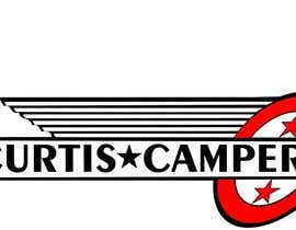 nº 101 pour Design a Logo for Curtis Campers par robertmorgan46