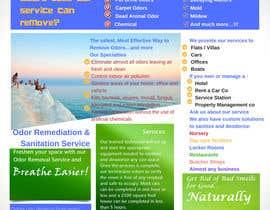lukicstanoje tarafından Design a Brochure for Odor Removal Service için no 4