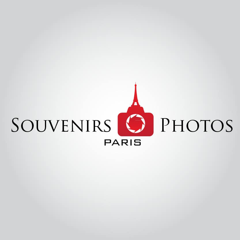 Contest Entry #27 for Logo for photographer in Paris