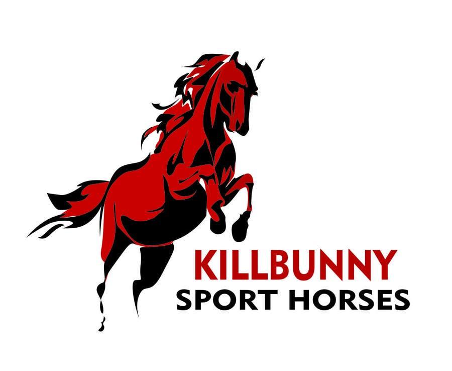 Penyertaan Peraduan #24 untuk Design a Logo for a business that produces sport horses