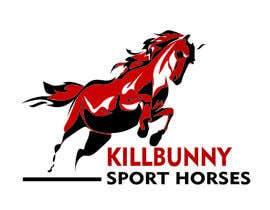 #26 untuk Design a Logo for a business that produces sport horses oleh Yutaa