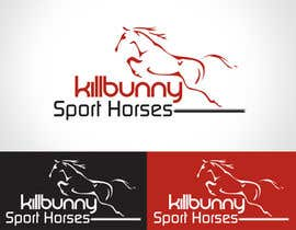 nº 10 pour Design a Logo for a business that produces sport horses par designxperia