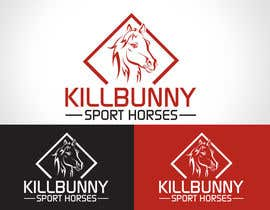 #11 untuk Design a Logo for a business that produces sport horses oleh designxperia