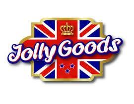 nº 91 pour Design a Logo for Jolly Goods par cgoldemen1505