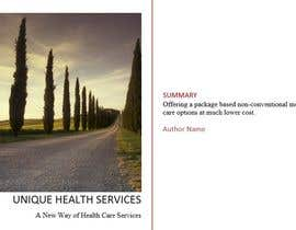 nº 6 pour Content Writing for Medical Office Brochure par pushar71
