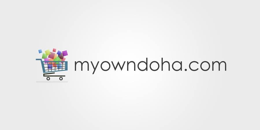 Contest Entry #                                        23                                      for                                         Design a Logo for myowndoha.com
