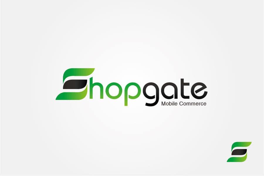 Penyertaan Peraduan #53 untuk Design a Logo for Shopgate.com