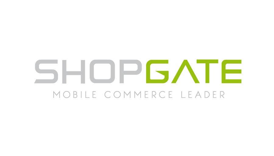 Penyertaan Peraduan #215 untuk Design a Logo for Shopgate.com