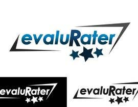 #472 per Logo Design for EvaluRater da lukeman12