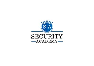 #264 for Design a Logo for Security Academy by zarzhetsky