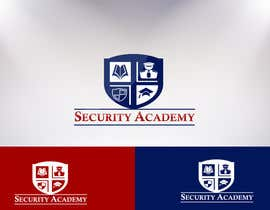 #155 for Design a Logo for Security Academy by saligra