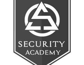 #183 for Design a Logo for Security Academy by nivosevic