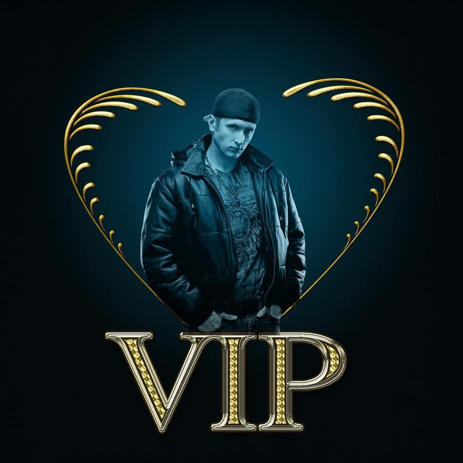 Конкурсная заявка №17 для Graphic Design for VIP Records (digital design and inhancing of photoshots)