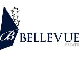 "nº 52 pour Logo Design for ""Bellevue Estate"" par kamalakila"