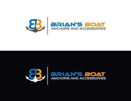 Nro 95 kilpailuun Design a Logo for Brians Anchors käyttäjältä Bwifei24