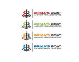 Nro 110 kilpailuun Design a Logo for Brians Anchors käyttäjältä Bwifei24