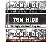 Graphic Design Inscrição do Concurso Nº103 para Logo design for vintage inspired leather small goods design and craftsman
