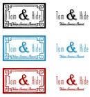Graphic Design Entri Peraduan #187 for Logo design for vintage inspired leather small goods design and craftsman
