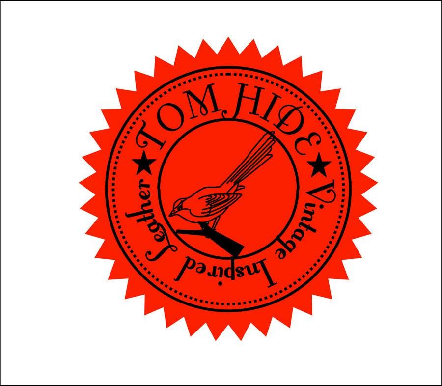 Inscrição nº                                         122                                      do Concurso para                                         Logo design for vintage inspired leather small goods design and craftsman