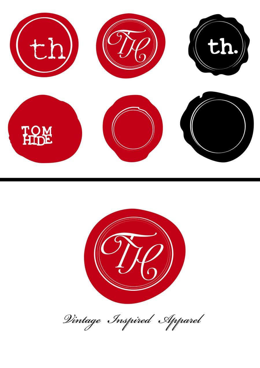 Kilpailutyö #102 kilpailussa Logo design for vintage inspired leather small goods design and craftsman