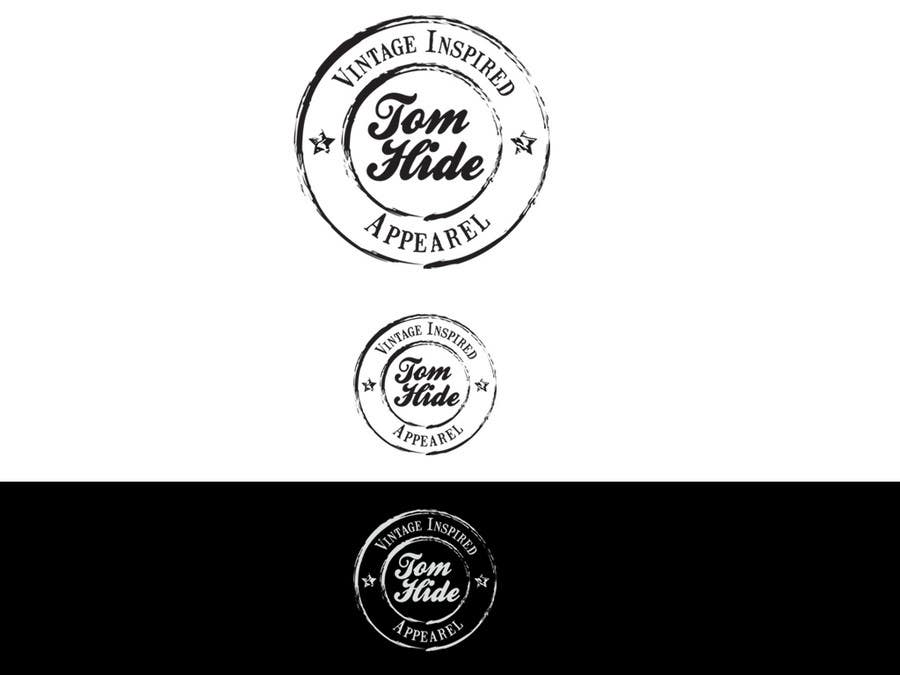 Penyertaan Peraduan #136 untuk Logo design for vintage inspired leather small goods design and craftsman