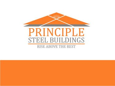#251 cho Logo Design for PRINCIPAL STEEL BUILDINGS bởi rraja14