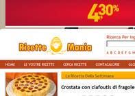 Graphic Design Inscrição do Concurso Nº160 para Logo Design for recipe site