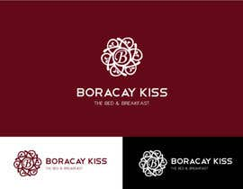 #192 for Design a Logo for Boracay Kiss - The Bed and Breakfast by nom2