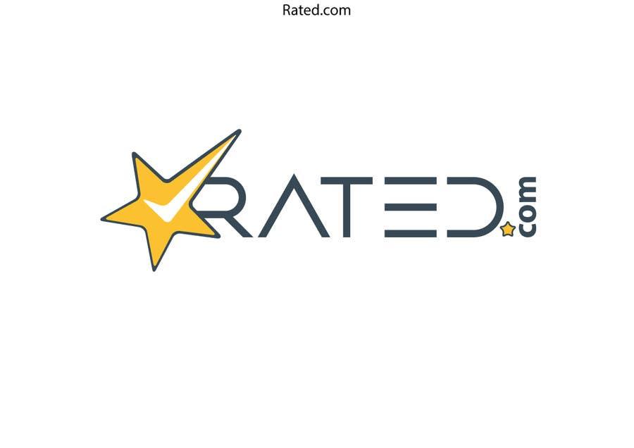 Inscrição nº 108 do Concurso para Design a Logo for Rated.com