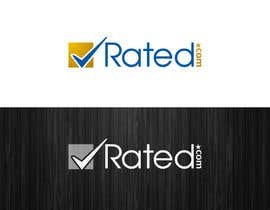 #115 for Design a Logo for Rated.com by raghav09