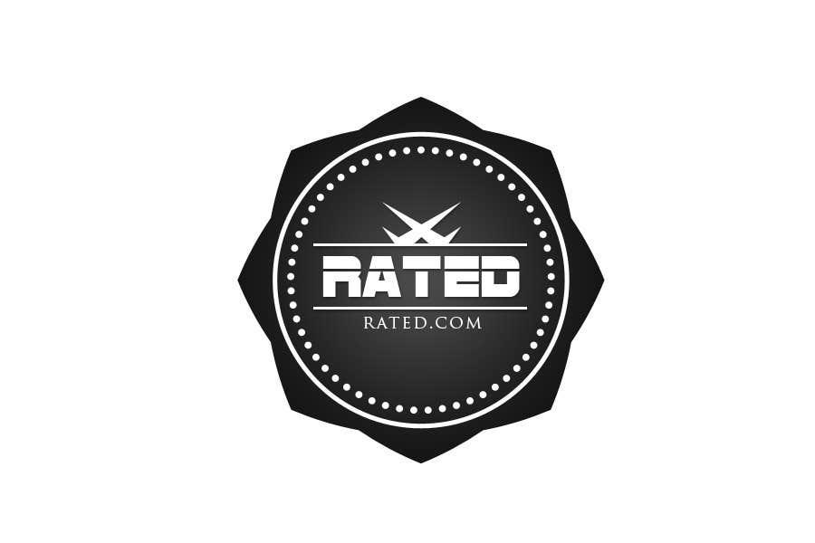 Inscrição nº 85 do Concurso para Design a Logo for Rated.com