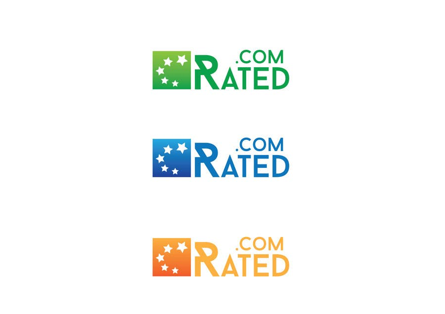Inscrição nº 174 do Concurso para Design a Logo for Rated.com