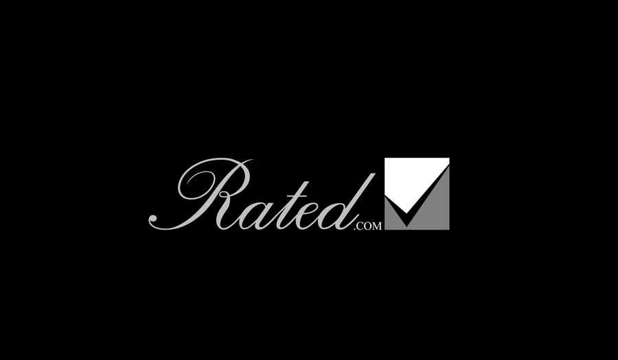 Inscrição nº 141 do Concurso para Design a Logo for Rated.com