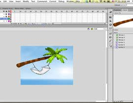 #3 for Cartoon Scene: Design : Flash : Animation by tharm
