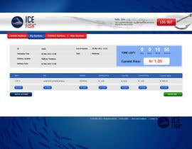 nº 17 pour Website Design for Ice Fish AS par Macroads
