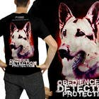 Contest Entry #38 for Highly Skilled Designer To Design K9 Shirt