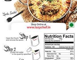 adrizing tarafından Design a Label for Food Product için no 31