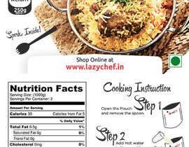 adrizing tarafından Design a Label for Food Product için no 35