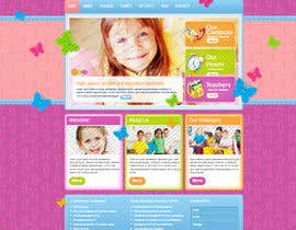 nº 11 pour Design website for toyshop par npapanikolas