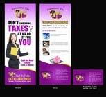 Graphic Design Inscrição do Concurso Nº17 para Design a Door Hanger for Treasure Tax, LLC