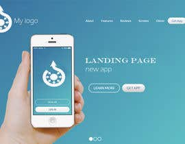 Nro 3 kilpailuun Landing Page käyttäjältä stcserviciosdiaz
