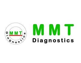 #86 untuk Design a Logo for MMT Diagnostics oleh greendesygns