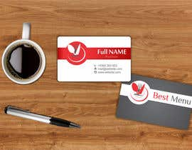 #51 for Design some Business Cards for Catering Company by mgliviu
