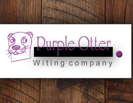 nº 19 pour Design a Logo for Purple Otter Business Wiritng Co. par BenVernon