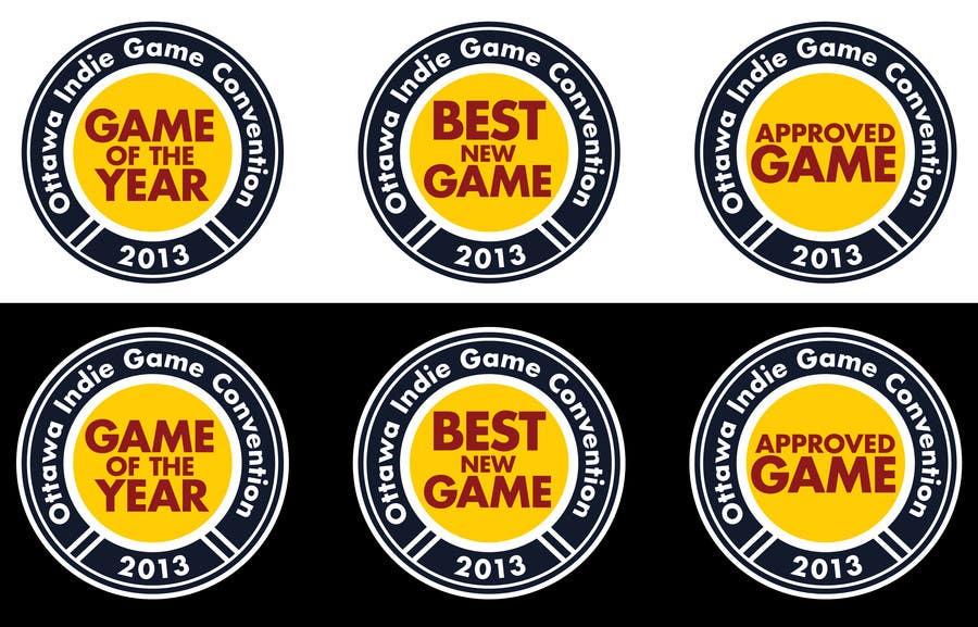 Inscrição nº 31 do Concurso para I need some Graphic Design for Award Badges