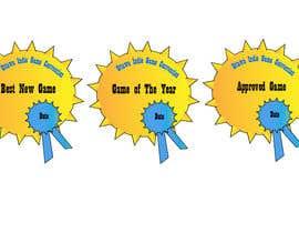 Nro 15 kilpailuun I need some Graphic Design for Award Badges käyttäjältä bdodd43
