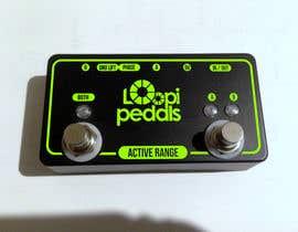 Nro 10 kilpailuun Design Graphics for Guitar Pedals käyttäjältä jonAtom008