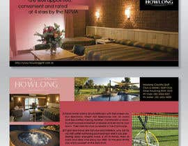 #26 para Brochure Design for Howlong Country Golf Club por Ollive