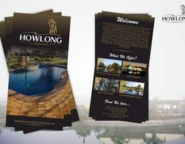 #3 для Brochure Design for Howlong Country Golf Club от F5DesignStudio